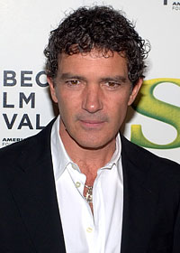 Antonio Banderas sound clips