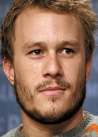 Heath Ledger sound clips