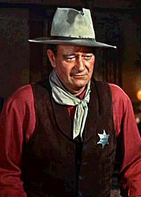 John Wayne sound clips