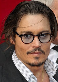 Johnny Depp sound clips