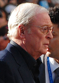 Michael Caine sound clips