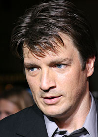 Nathan Fillion sound clips