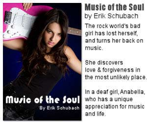 Music for the Soul book. On sale now!