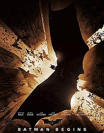 Batman Begins sound clips