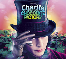Charlie and the Chocolate Factory sound clips