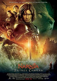 The Chronicles of Narnia - Prince Caspian sound clips