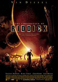 The Chronicles of Riddick sound clips